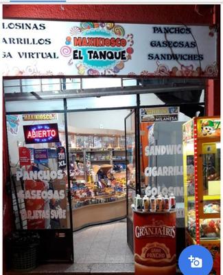 Excelente Fondo De Comercio Maxikiosco Centro Monte Grande