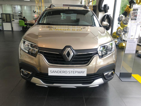 Renault Stepway Intense Tasa Cero Imperdible!! (ra)