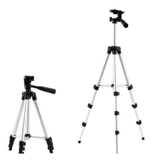 Tripe Telescopico Sl 2111 1,30m + Kit Selfie