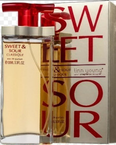 Perfume Sweet Sour Linn Young 100 Ml (tester)