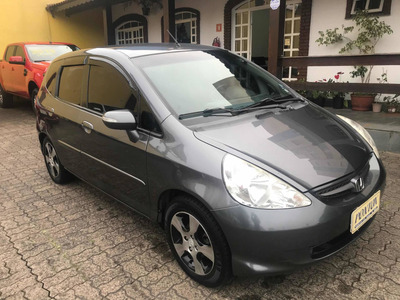 Fit Ex 1.5 2007 Automatico