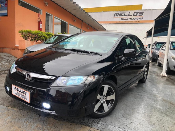 Honda Civic Lxs 1.8 Flex
