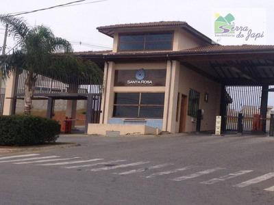Terreno Em Condominio Fechado - Loteamento Santa Rosa - Centro De Itatiba - Te0078