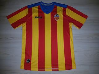Camisa Do Valencia Club De Fútbol 2014 Joma Valencia 2014