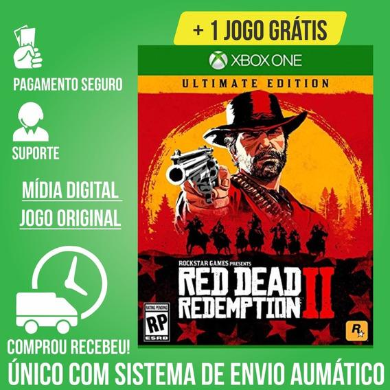 Red Dead Redemption 2 Xbox One - Envio Automático - Digital