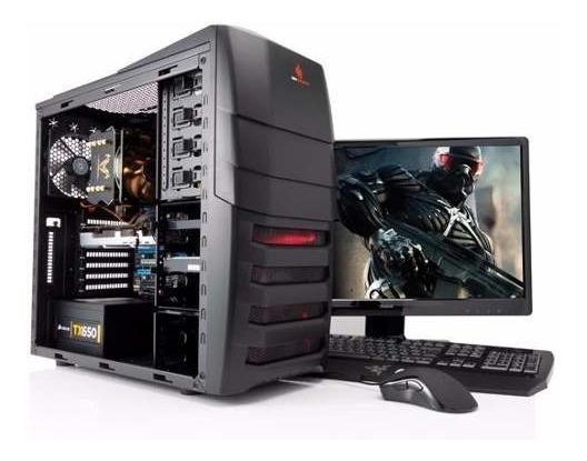 Pc Completo Gamer A4 6300, 250gb, Frete Gratis! Nfe