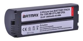 Bateria Canon Selphy Cp1300 Cp1200 Cp1000 Batmax Impressora