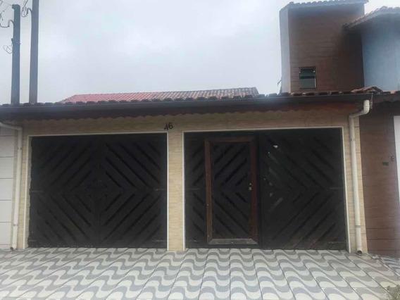 Casa Térrea Em Mongaguá
