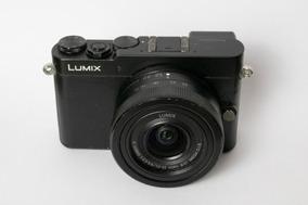 Câmera Panasonic Mirrorless Gm5 C/ Lente 12-32 (com Defeito)