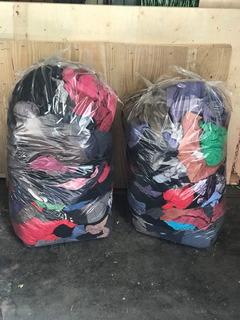Trapos Limpieza Industrial - Camiseta Color 100%algodón 10kg