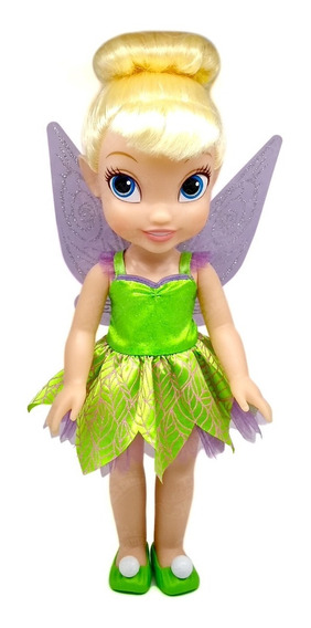 Boneca Minha Primeira Princesa Real - Tinker Bell - Mimo