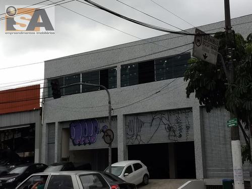 Salão Em Itaim Paulista - São Paulo, Sp - 3219
