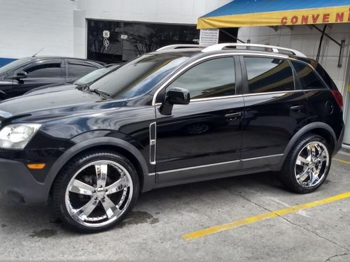 Imagem 1 de 11 de Chevrolet Captiva 2010 2.4 Sport Ecotec 5p
