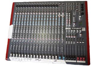 Allen & Heath Zed-420 Mixer Consola Sonido 16 Canales + Usb