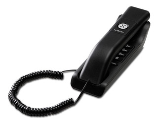 Teléfono Fijo Noblex Nct200 Negro