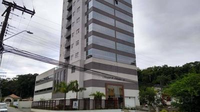 Apartamento À Venda, 100 M² Por R$ 520.000 - Velha - Blumenau/sc - Ap0674