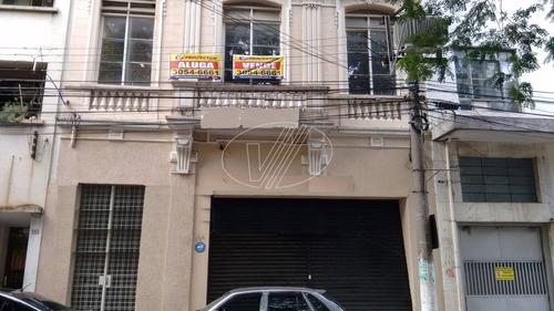 Salão Para Aluguel Em Centro - Sl081612
