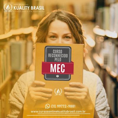 Cursos Online - 100% Online, Com Certificado Grátis