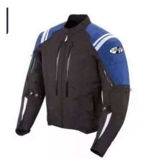 Campera Joe Rocket Atomic 4.0 Protección Talle M