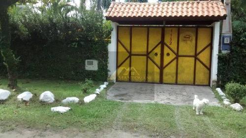 Chácara Com 3 Dormitórios À Venda, 2400 M² Por R$ 680.000,00 - Jardim São Fernando - Itanhaém/sp - Ch0007