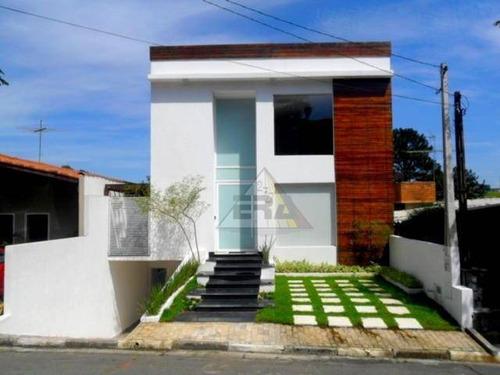 Sobrado Residencial À Venda, Condomínio Arujazinho Iv, Arujá - So0004. - So0004