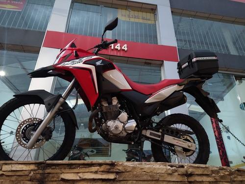 Honda Xre 300 Rallye