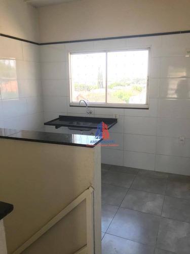 Imagem 1 de 4 de Sala Para Alugar, 46 M² Por R$ 720/mês - Vila Santa Catarina - Americana/sp - Sa0132