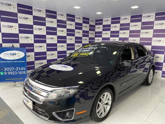 Ford Fusion Sel 2.5 16v 175cv Aut