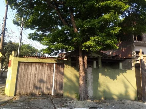Casa Com 3 Dormitórios E Galpão Nos Fundos À Venda, 200 M² Por R$ 660.000 - Penha De França - São Paulo/são Paulo - Cód. Ca2279 - Ca2279
