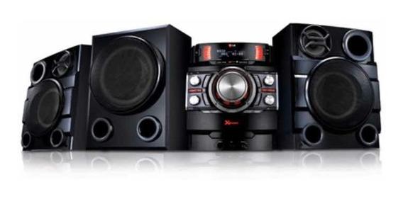 Mini System Lg Xboom Cm8440 1800w Rms Bluetooth Dual Usb