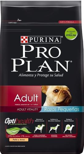 Proplan Adult Dog Raza Pequeña 1 Kg