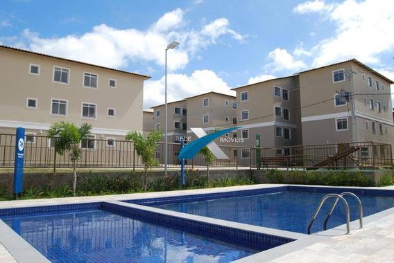 Apartamento 2 Quartos 1 Vaga Com Lazer Completo Pronto Pra Morar. - Ap4711