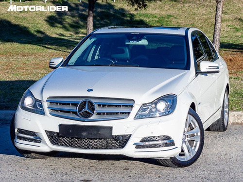 Mercedes Benz C250 Avantgarde Aut. 1.8 - Permuta / Financia