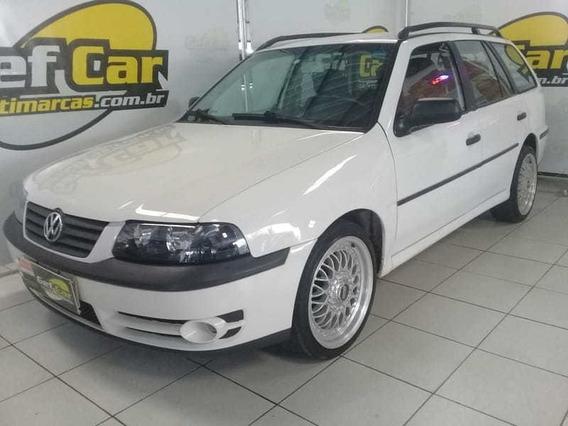 Volkswagen Parati 1.8 Mi (geracao Iii) 4p 2002