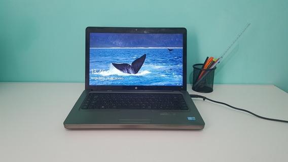 Notebook Hp Com Windows 10, 4gb De Ram, 320gb De Hd.
