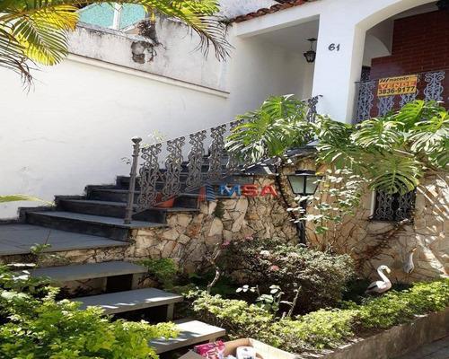 Imagem 1 de 22 de Casa À Venda, 180 M² Por R$ 1.200.000,00 - Alto De Pinheiros - São Paulo/sp - Ca0985