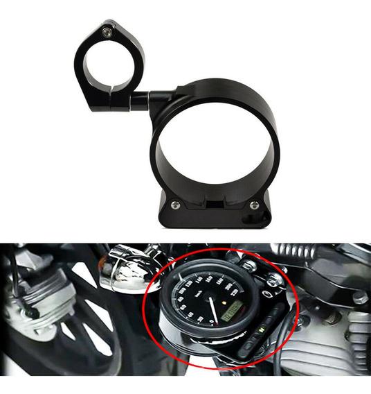 Kit De Fijación Lateral Velocímetro Moto Para Harley Sport