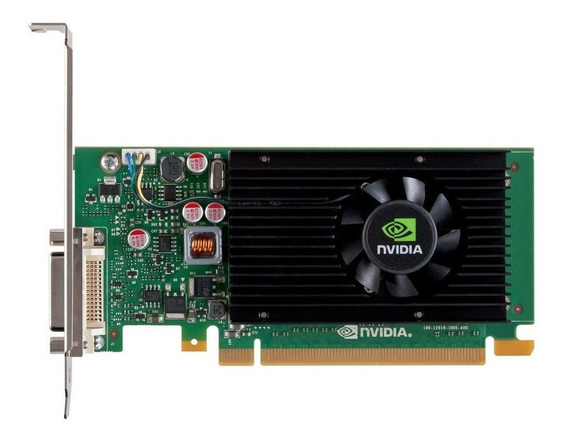 Placa Nvidia Nvs 315 1gb 64bits Saida Dms59