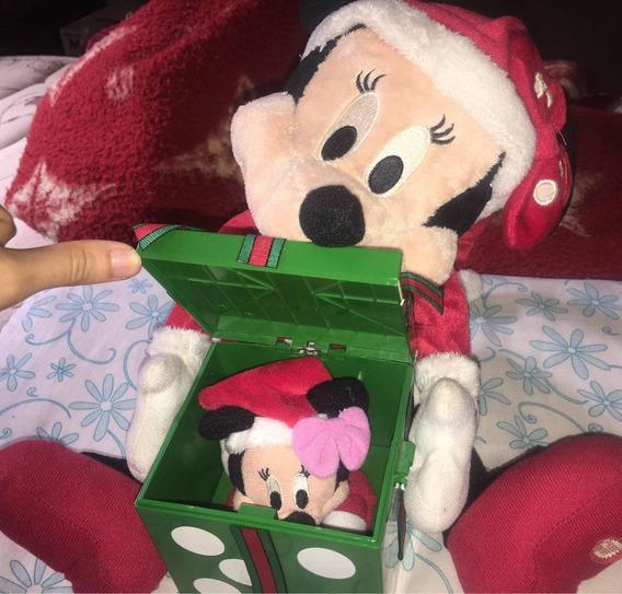 Mickey & Minnie Pelúcia Natal