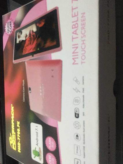 Tablet Powerpack Rosa - Pixels Queimados Na Tela