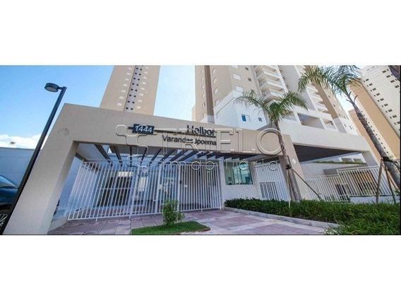 Venda-apartamento Com 03 Dorms-01suite-02 Vagas-varandas Ipoema-cesar De Souza-mog Idas Cruzes-sp - V-2490