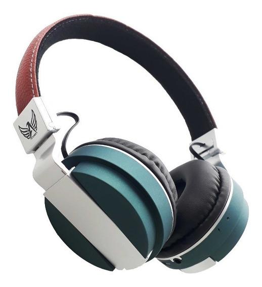 Fone Ouvido Bluetooth Sem Fio Altomex A-839 P2 Sd Fm