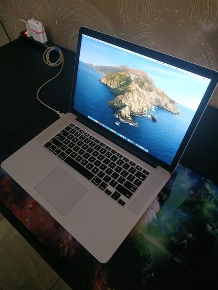 Macbook Pro, 15 Polegadas, 16 Ram, 512 Hd, 2gb Placa Video