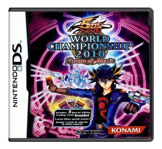 Yugioh 5ds World Championship 2010 Reverse Of Arcadia Ds