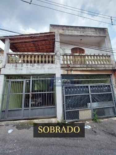 Imagem 1 de 30 de Sobrado À Venda, 215 M² Por R$ 450.000,00 - Vila Carmosina - São Paulo/sp - So15308