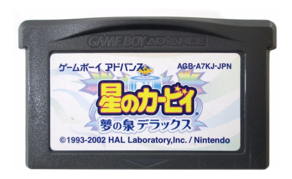 Kirby Nightmare In Dream Land Original Para Game Boy Advance