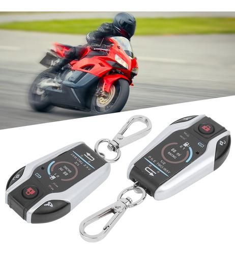 Imagen 1 de 9 de Yctze - Alarma Para Motocicleta, Universal Antirrobo 2