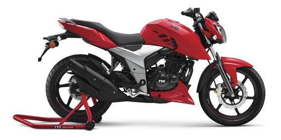 Tvs Rtr 160 Calle Moto Nacked 0km 2020