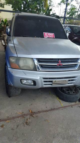 Mitsubishi Montero Camioneta