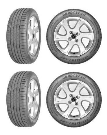 Kit X4 Goodyear 225/65 R17 Efficientgrip - Vulcatires Mdp